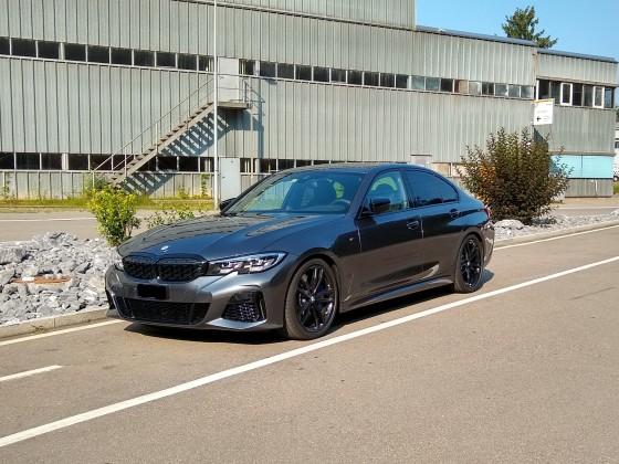 BMW M340i 2cm tiefer