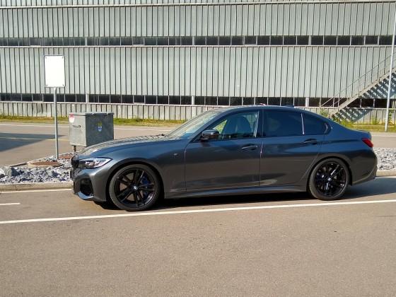 BMW M340i 2cm Tiefer seite2